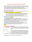ECN 204 Lecture Notes - Loanable Funds, Real Interest Rate, Foreign Exchange Market