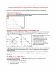 ECN 204 Lecture Notes - Edmund Phelps, Phillips Curve, Aggregate Supply