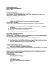 BIOA02 ALL MODULE 3 LECTURE NOTES