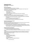 BIOA02 ALL MODULE 3 LECTURE NOTES