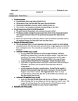 History 2145A/B Lecture Notes - Munich Agreement, Lightning, Polish Corridor