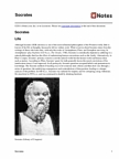 CLA232H1 Lecture Notes - Gregory Vlastos, Socratic Dialogue, Paul Strathern