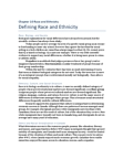 SOCI 1001 Chapter Notes - Chapter 10: Ethnic Group, Asian Canadians, Grou