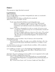 LAWS 2301 Chapter Notes - Chapter 1: White-Collar Crime, Embezzlement, Loan Shark