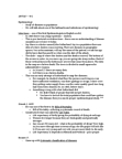 ANTC67H3 Lecture Notes - Scapegoating, Castor Oil, Case Fatality Rate