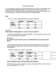 ANTC67H3 Lecture Notes - Cirrhosis, Null Hypothesis, Odds Ratio