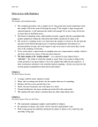 PSYC 180 Chapter Notes -Cognitive Bias, Probable Error, Bar Chart