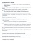 PSYC 180 Lecture Notes - Antibody, Zyklon, Antigen