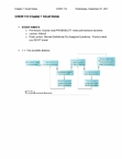 CHEM 110 Chapter Notes - Chapter 1: Significant Figures