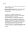 SOSC 1801 Study Guide - Midterm Guide: Antimicrobial Resistance, Overconsumption, Posttraumatic Stress Disorder
