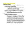 SWRK 224 Lecture Notes - Apgar Score, Anemia, Mcdonaldland