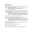 MUAR 211 Lecture Notes - Lecture 17: Libretto, Lorenzo Da Ponte, Figured Bass