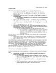 MUAR 211 Lecture Notes - Lecture 8: Thomas Weelkes, Recitative, Arioso