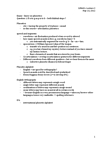 LINA01H3 Lecture Notes - Retroflex Flap, Rhotic Consonant, North American English