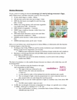 ANAT 262 Lecture Notes - Vacuum Chamber, Nuclear Pore, Inelastic Scattering