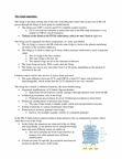 ANAT 262 Lecture Notes - Phospholipid, Lipid-Anchored Protein, Collagen