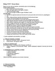 BIOL 153 Study Guide - Membrane Transport Protein, Caffeine, Axon Hillock