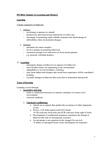 PSYB64H3 Chapter Notes - Chapter 12: Nostril, Operant Conditioning, Occipital Lobe