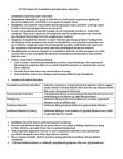 PSY240H1 Lecture Notes - Depersonalization Disorder, Brain Tumor, Radial Nerve