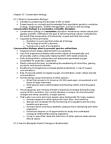 HMB203H1 Lecture Notes - Cites, Endemism, Habitat Destruction
