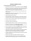 BIOD60H3 Lecture Notes - Intermediate Disturbance Hypothesis, Primary Succession, Pronghorn