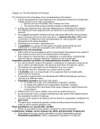 BIOD60H3 Lecture Notes - Sexual Reproduction, Homologous Chromosome, Chromosome