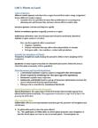 BIOL 111 Study Guide - Final Guide: Etiolation, Transpiration, Burette