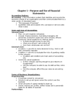 Management and Organizational Studies 1023A/B Chapter Notes - Chapter 1: Balance Sheet, Cash Flow, Retained Earnings