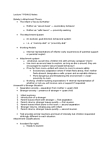 PSY210H1 Lecture Notes - Lecture 7: Attachment In Adults, Attachment Theory