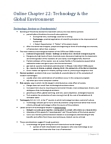 SOCA02H3 Chapter Notes -Ordvac, Kondratiev Wave, Asthma