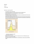 EESA10H3 Lecture Notes - Shortness Of Breath, Relative Humidity, Permanent Press