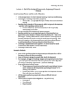 PSY210H1 Lecture Notes - Lecture 6: Structured Interview, Eyewitness Testimony, Habituation