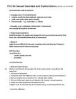 PSY240H1 Chapter Notes -Frotteurism, Jerky, Avolition