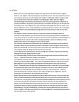 RLG210Y1 Lecture Notes - Omen, Barbarian Kingdoms, Novation