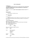 Anthropology 1025F/G Lecture Notes - Pet Food, Ice Cream, Industrial Revolution