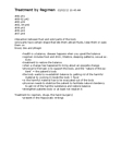 Classical Studies 2900 Lecture Notes - Lecture 8: White Bread, Diuretic, Herbal Tea