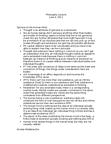 PHL210Y1 Lecture Notes - Nicolas Malebranche, Baruch Spinoza