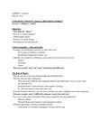 GGRB05H3 Lecture Notes - Lecture 2: Civilization V, Otis Dudley Duncan, Kondratiev Wave