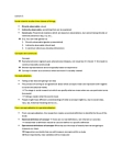 SOCB05H3 Lecture Notes - Lecture 3: Face Validity, Empirical Measure, Content Validity