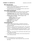 PSYA02H3 Study Guide - Lev Vygotsky, Gender Role, Jean Piaget