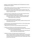 SOC101Y1 Lecture Notes - Double Burden, Domestic Worker