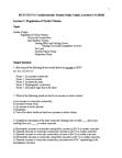 BIOC34H3 Lecture Notes - Ischemia, Lipopolysaccharide, Hyperaemia