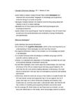 Sociology 2239 Chapter Notes -Berlin Wall, Executive Council Of British Columbia, Christian Fundamentalism