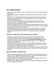 Sociology 2239 Chapter Notes -Homicide, Colorectal Cancer, Economic Globalization