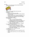 BIOL 111 Lecture Notes - Binomial Nomenclature, Denitrification, Photosynthesis