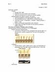 BIOL 111 Lecture Notes - Gynoecium, Double Fertilization, Eudicots