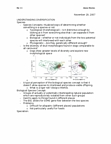 BIOL 111 Lecture Notes - Wolbachia, Coevolution, Semen