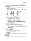 BIOL 111 Lecture Notes - Rhizobia, Microphyll, Phloem