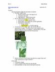 BIOL 111 Lecture Notes - Gymnosperm, Sorus, Rhyniopsida