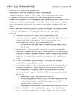 PSYC 211 Study Guide - Final Guide: Posterior Pituitary, Lamina Terminalis, Osmoreceptor